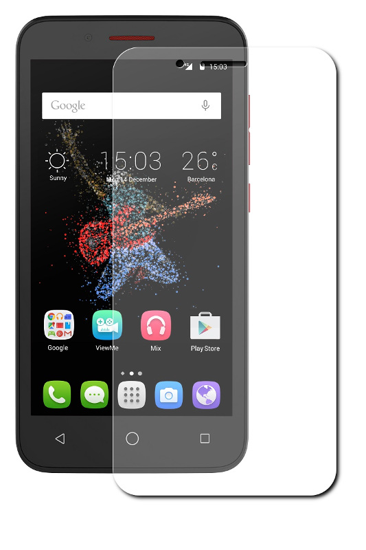 ��������� �������� ������ Alcatel One Touch 7048X Go Play LuxCase ������������ 51347