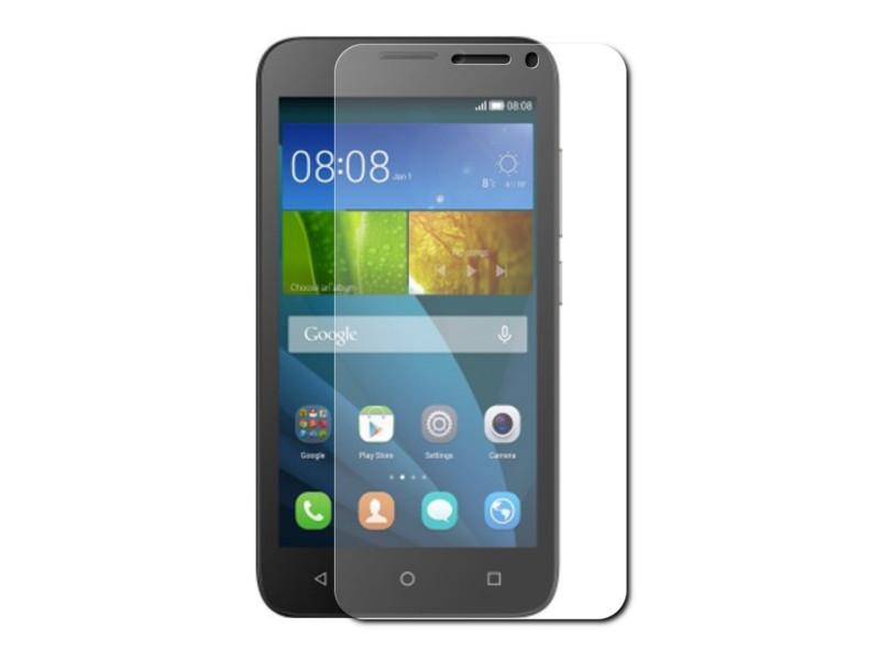 Аксессуар Защитная пленка Huawei Ascend Y5C LuxCase суперпрозрачная 51628<br>