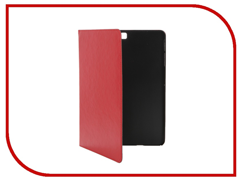 Аксессуар Чехол-книжка Samsung Galaxy Tab S2 T815 LTE 9.7 iBox Premium Red cuckoodo for samsung galaxy tab s2 9 7 slim folding cover case for samsung galaxy tab s2 9 7 inch sm t815 2015 version