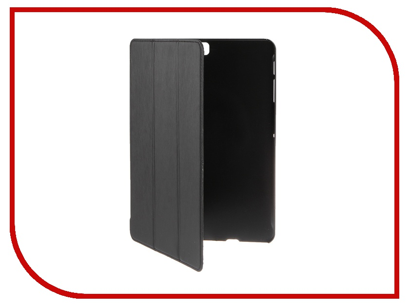 Аксессуар Чехол-книжка iBox for Samsung Galaxy Tab S2 T815 LTE 9.7 Premium Metallic Black аксессуар fotografia ffc 2019 black metallic
