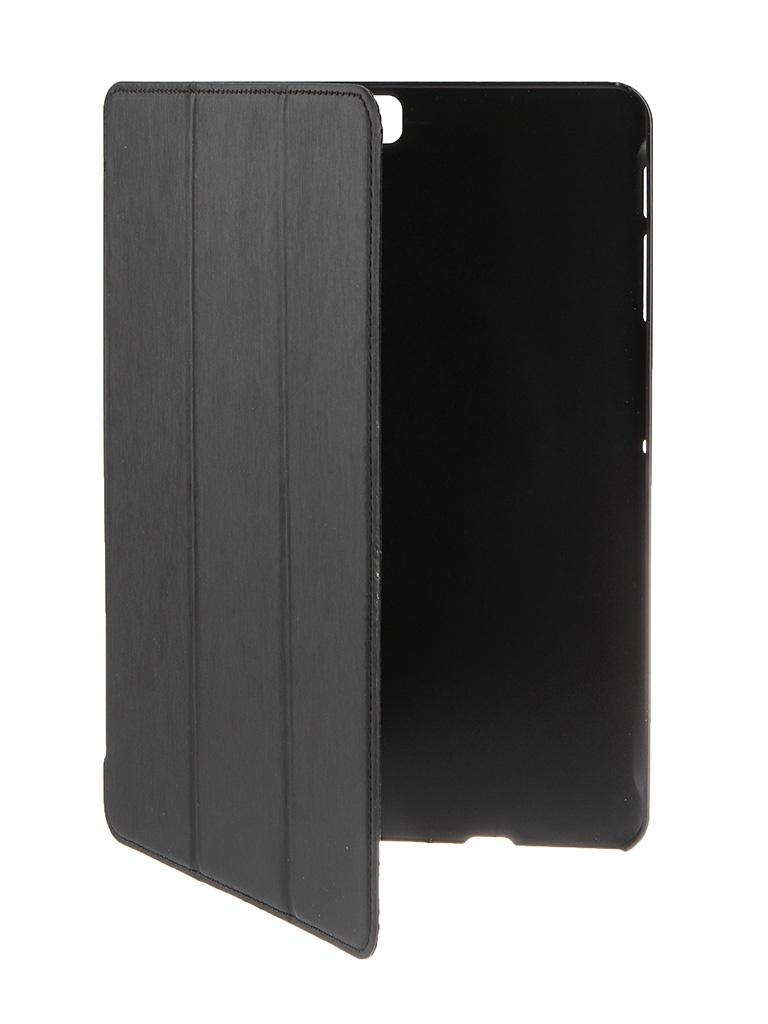 Аксессуар Чехол-книжка iBox for Samsung Galaxy Tab S2 T815 LTE 9.7 Premium Metallic Black<br>