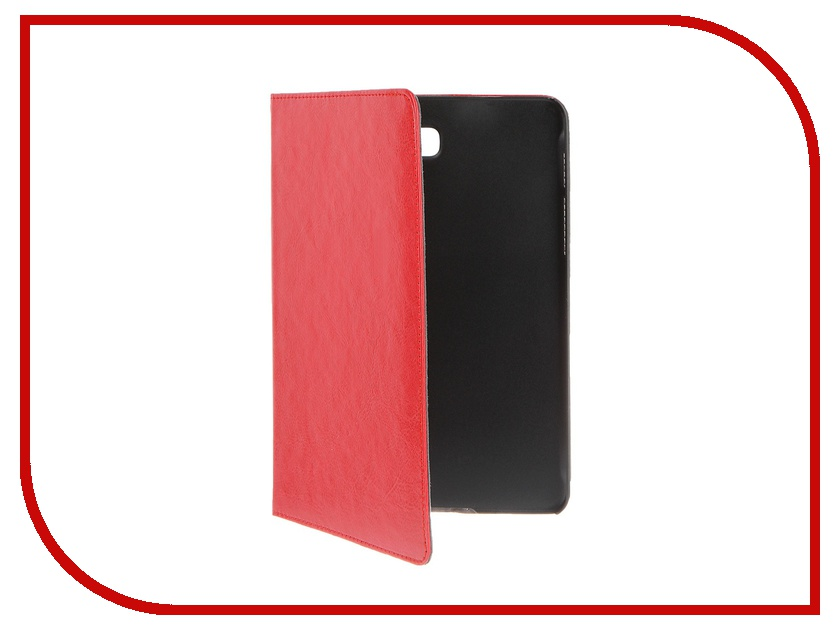 Аксессуар Чехол-книжка Samsung Galaxy Tab S2 T715 LTE 8 iBox Premium Red new ultra slim waterproof soft silicone rubber tpu protective shell case cover for samsung galaxy tab s2 8 0 sm t710 t715 tablet