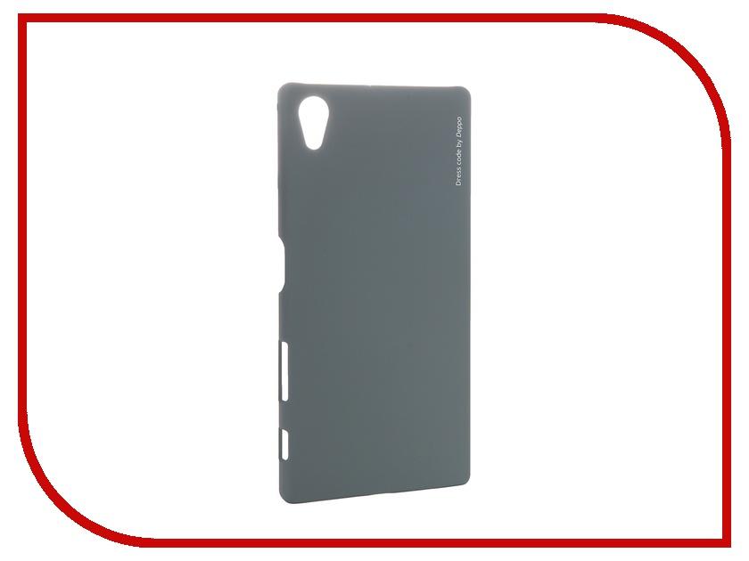 Аксессуар Чехол SonyXperiaZ5 Deppa Air Case Grey 83202<br>