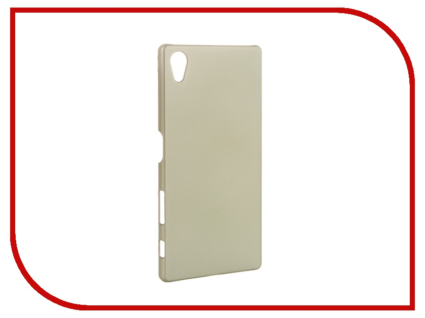 Аксессуар Чехол Sony Xperia Z5 Deppa Air Case Gold 83203<br>