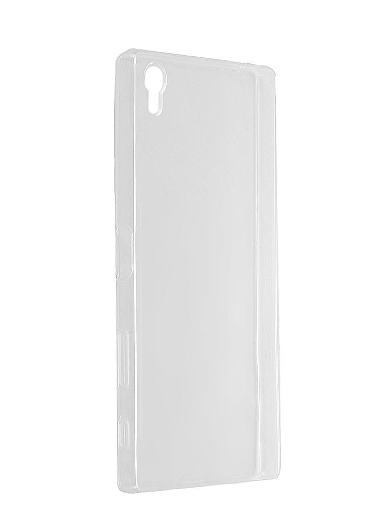 Аксессуар Чехол-накладка Sony Xperia Z5 Premium iBox Crystal Transparent<br>