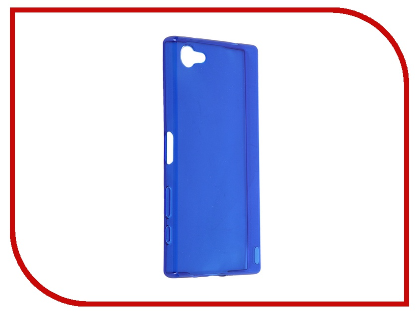 ��������� �����-�������� Sony Xperia Z5 Compact iBox Crystal Blue