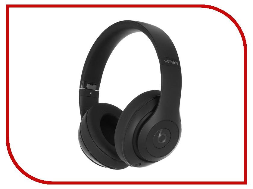 Гарнитура Beats Studio 2 Wireless Matte Black MHAJ2ZE/A