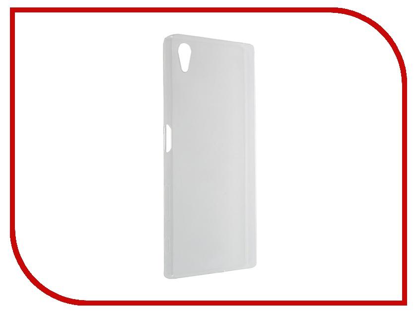 Аксессуар Чехол-накладка Sony Xperia Z5 iBox Crystal Transparent