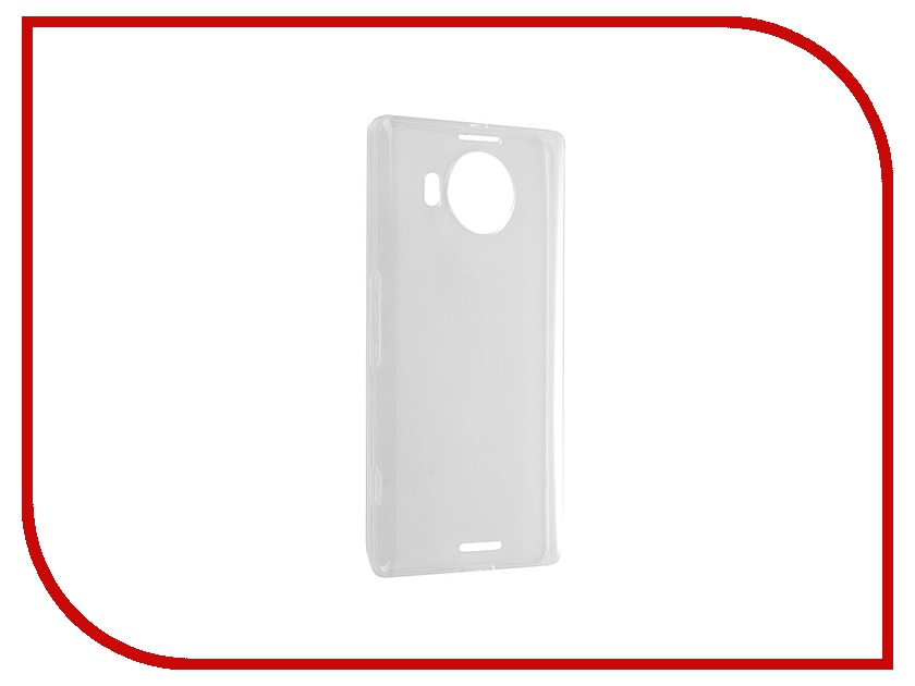 Аксессуар Чехол-накладка Microsoft Lumia 950 XL iBox Crystal Transparent<br>
