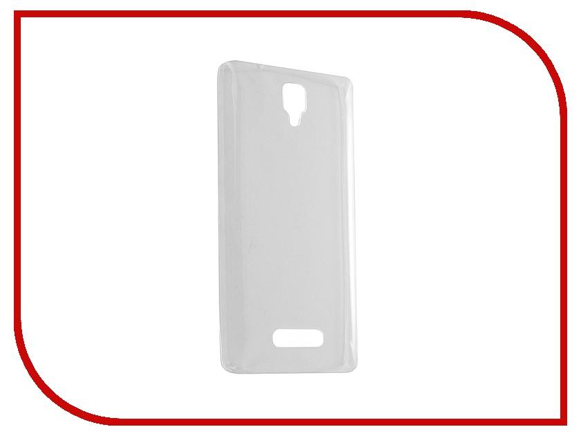 Аксессуар Чехол-накладка Lenovo A2010 iBox Crystal Transparent<br>