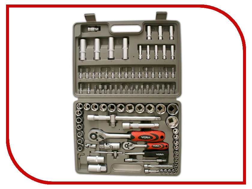 Набор инструмента Vira 305014 набор инструмента vira 305057