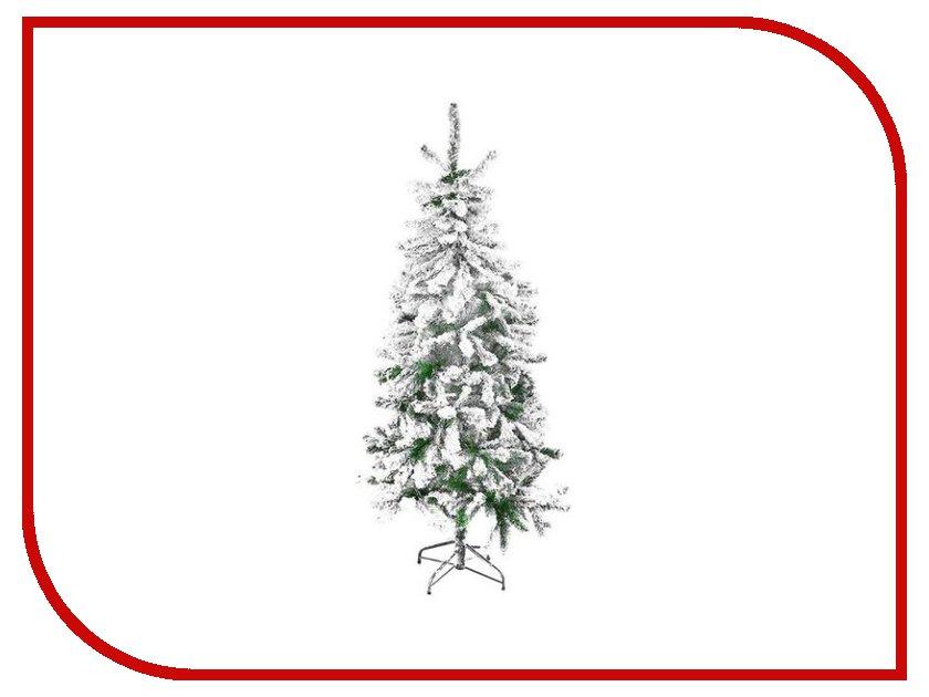 Ель искусственная Snowmen 180cm Заснеженная 722 ветки Е93171