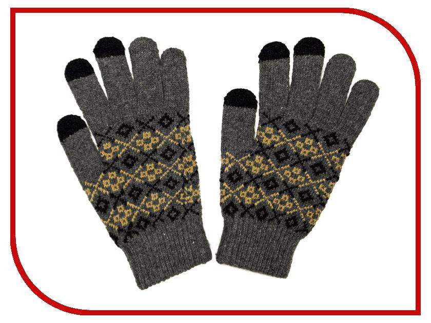 Теплые перчатки для сенсорных дисплеев Harsika 0215