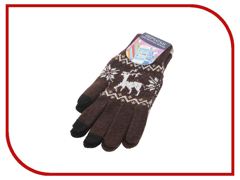 все цены на Теплые перчатки для сенсорных дисплеев Harsika р.UNI 0315 онлайн