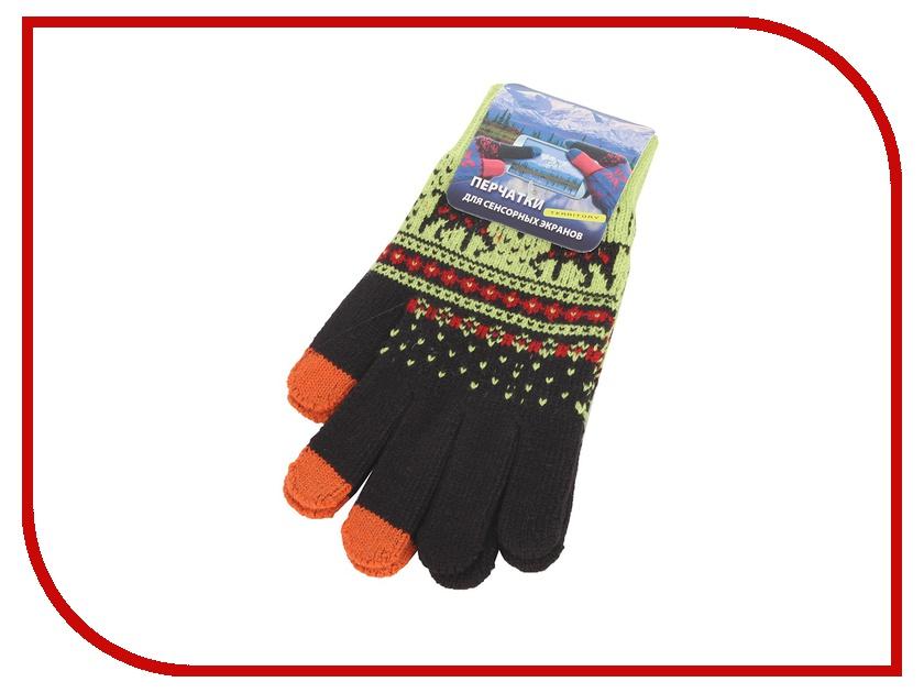 Теплые перчатки для сенсорных дисплеев Harsika 0815