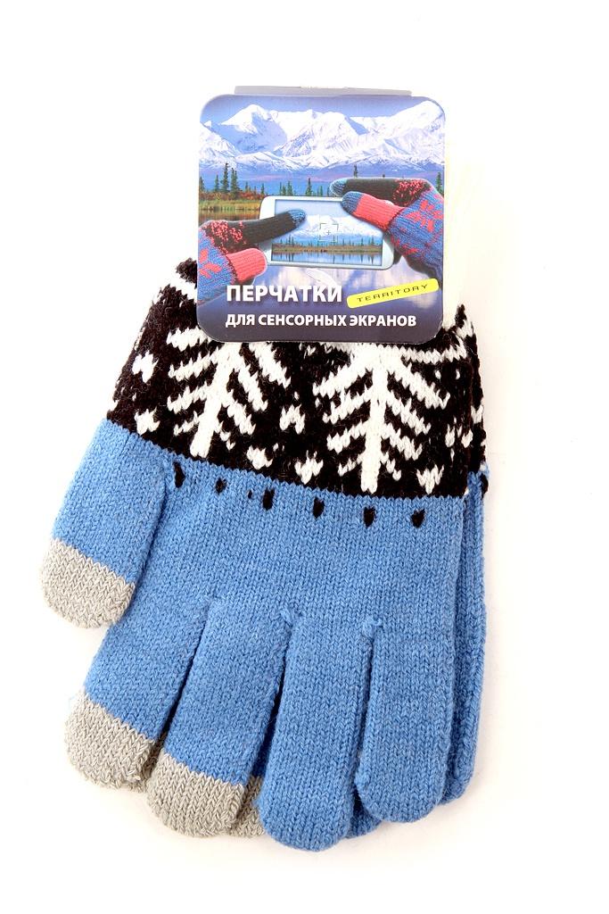 Теплые перчатки для сенсорных дисплеев Harsika 1115<br>