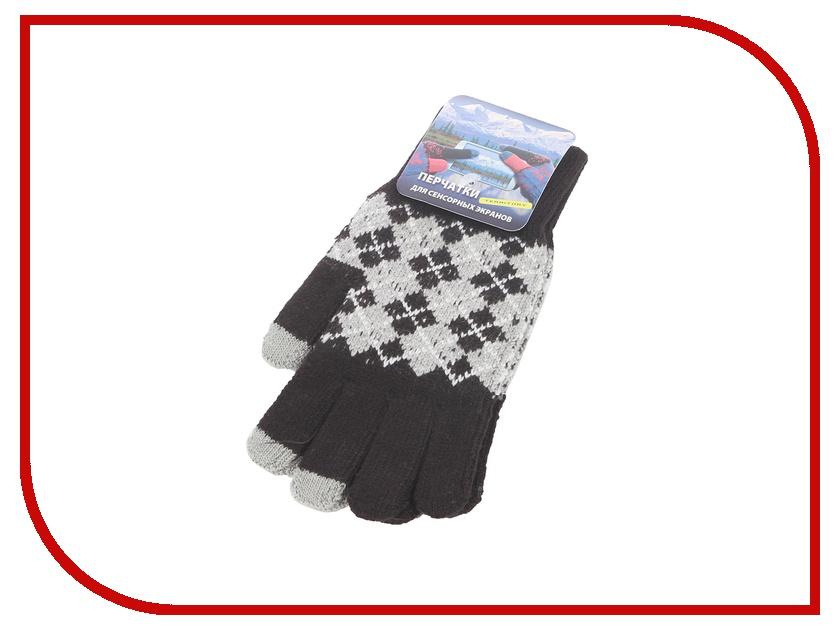 все цены на Теплые перчатки для сенсорных дисплеев Harsika р.UNI 1415 онлайн