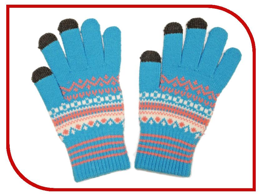 Теплые перчатки для сенсорных дисплеев Harsika р.UNI 1515
