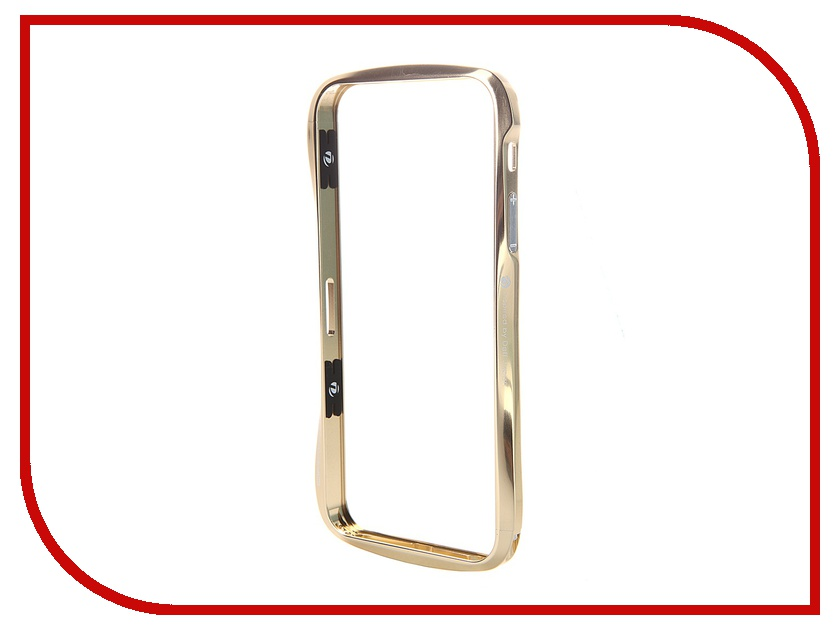Аксессуар Чехол-бампер DRACO Limited для iPhone 5 / 5S Luxury Gold DR51A2-GDP<br>
