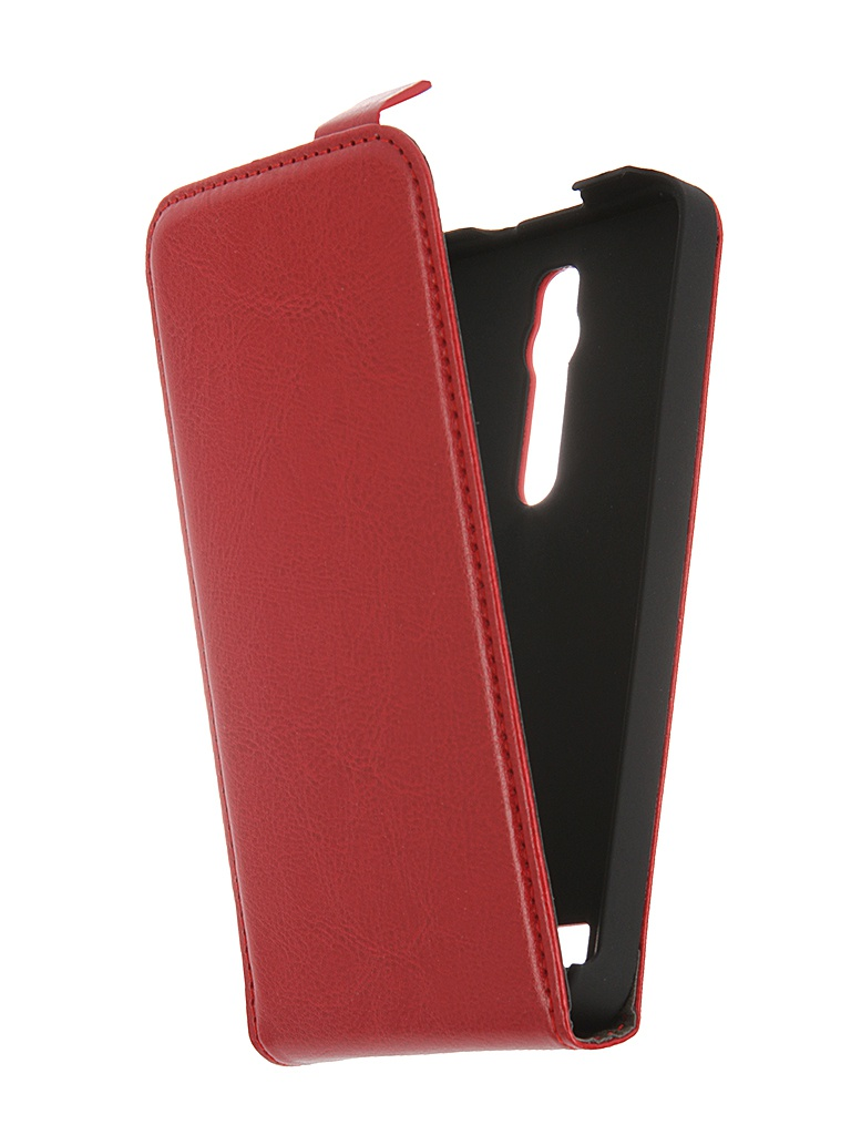 ��������� �����-���� ASUS ZenFone 2 ZE551ML/ZE550ML Red Line Business Red<br>