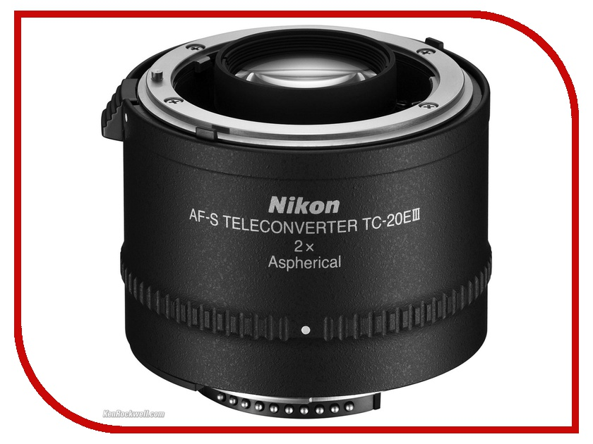 Конвертер Nikon TC-20E III AF-S 2x<br>