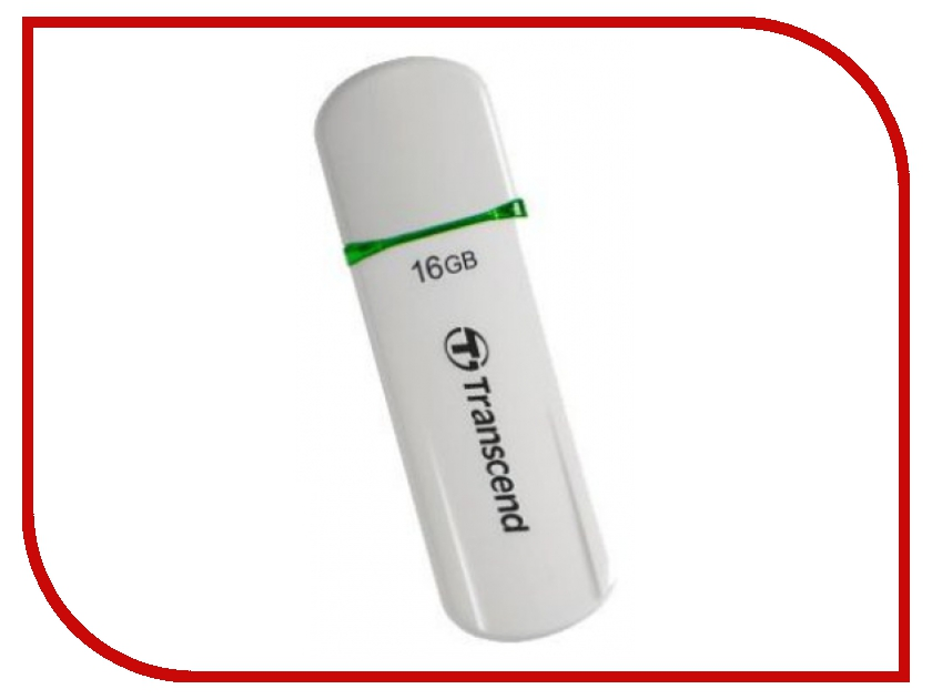 USB Flash Drive 16Gb - Transcend FlashDrive JetFlash 620 TS16GJF620<br>