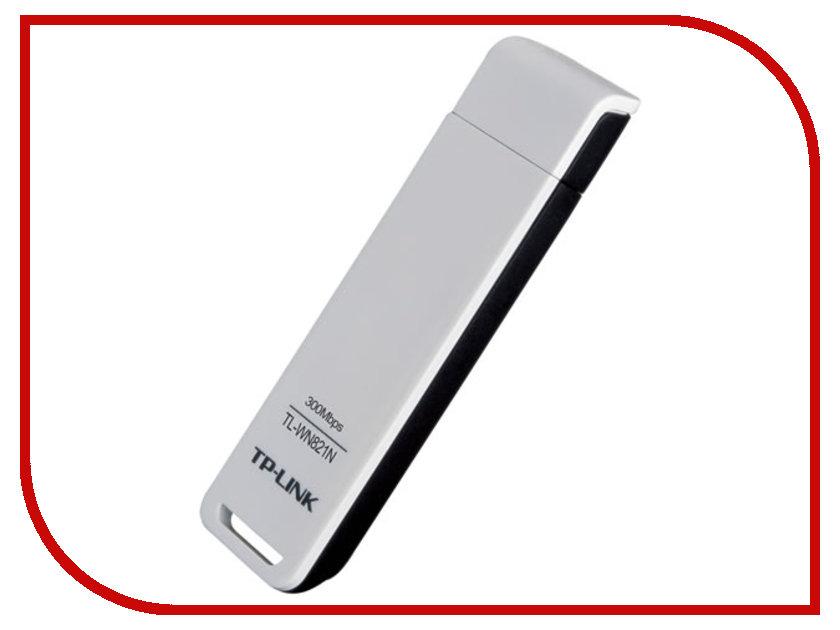 Wi-Fi адаптер TP-LINK TL-WN821N wi fi роутер tp link td w8961n