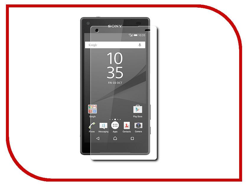 Аксессуар Защитное стекло Sony Xperia Z5 Premium Red Line Tempered Glass