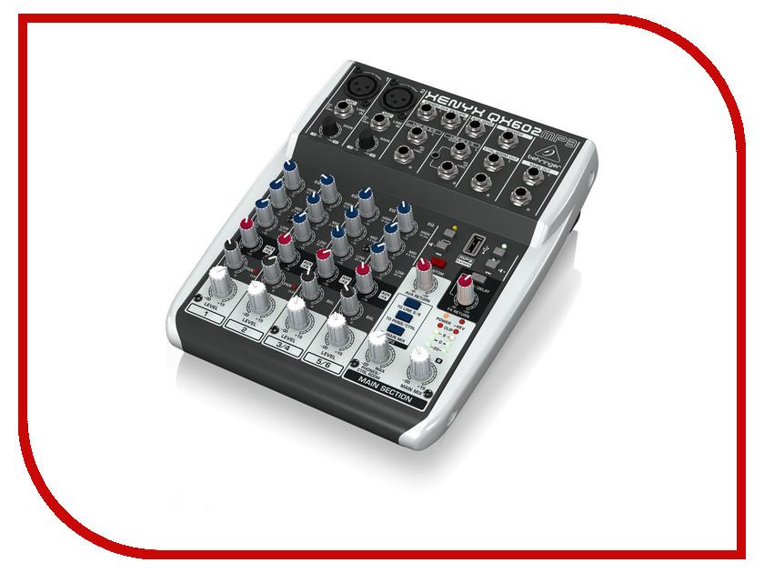 Пульт Behringer QX602MP3 behringer behringer mic100