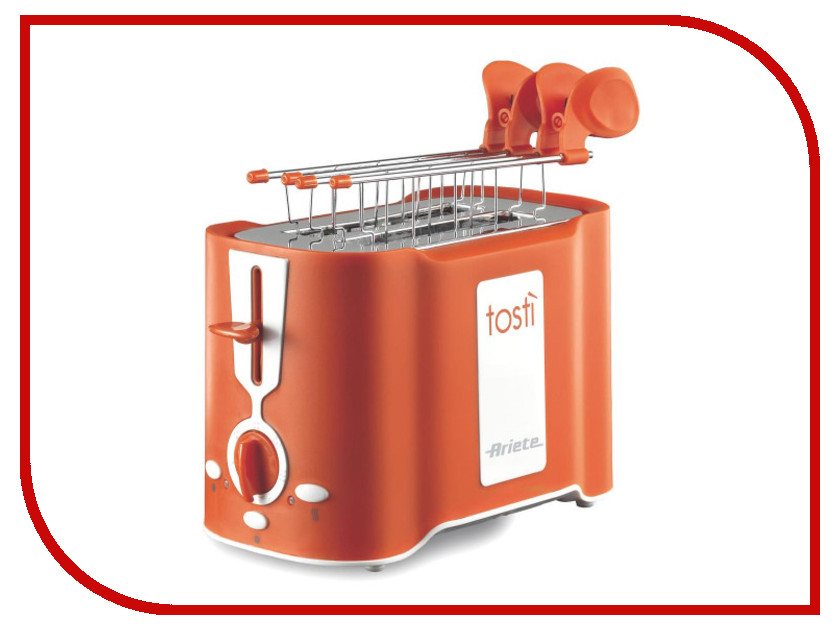 Тостер Ariete 124/21 Toasty Orange