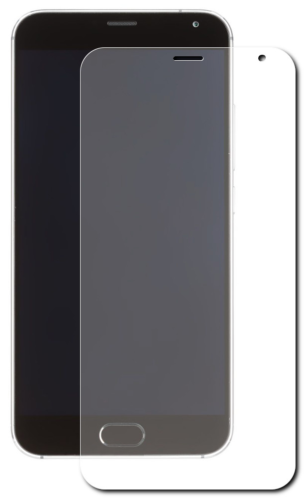 Аксессуар Защитная пленка Meizu MX5 LuxCase суперпрозрачная 54814<br>