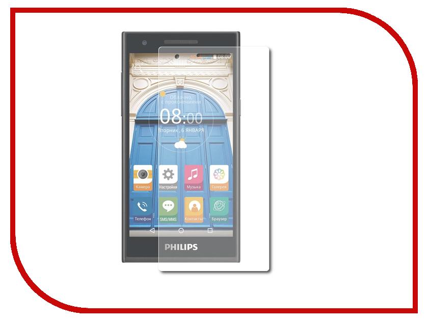 Аксессуар Защитная пленка Philips S396 LuxCase антибликовая 50360<br>