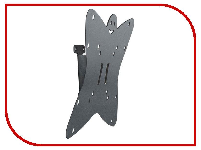 Кронштейн Holder LCDS-5051 (до 30кг) Black кронштейн для телевизора holder lcds 5051