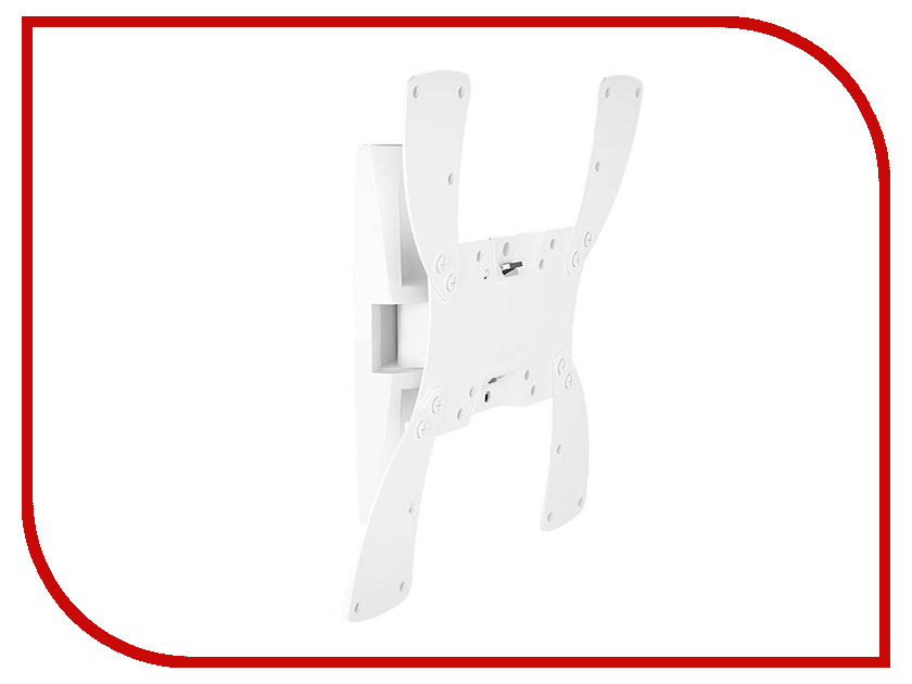 Кронштейн Holder LCDS-5019 (до 30кг) White holder lcds 5019