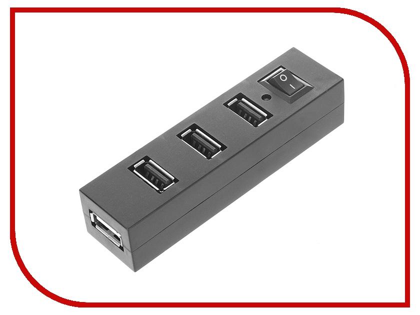 Хаб USB Orient TA-400 USB 2.0 4 Ports