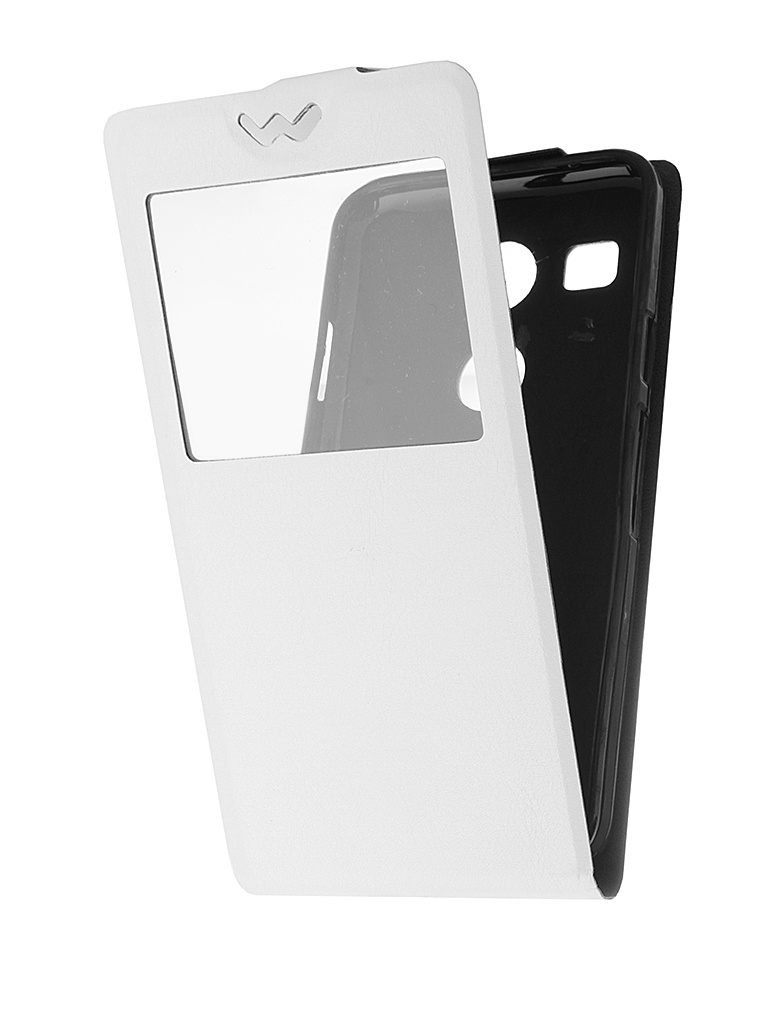 Аксессуар Чехол Slim SkinBox LG Nexus 5X White T-F-LN5X<br>
