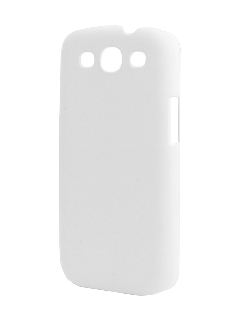 ��������� �����-�������� Samsung Galaxy S3 I9300 SkinBox 4People White T-S-SGS3-002 + �������� ������