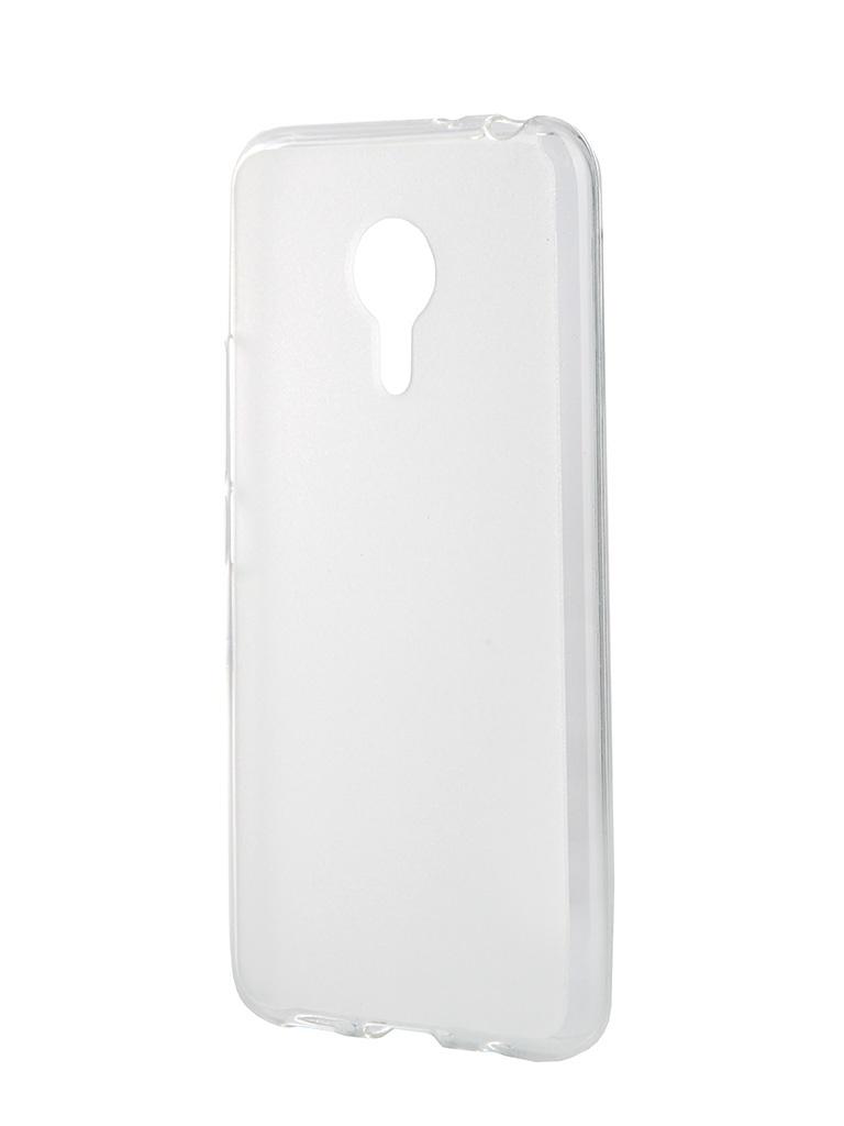 Аксессуар Чехол-накладка Meizu MX5 Pro SkinBox Sheild Silicone Transparent T-S-MMX5P-005<br>