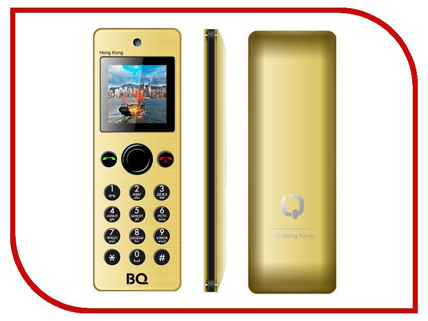 Сотовый телефон BQ BQM-1565 Hong Kong Gold<br>