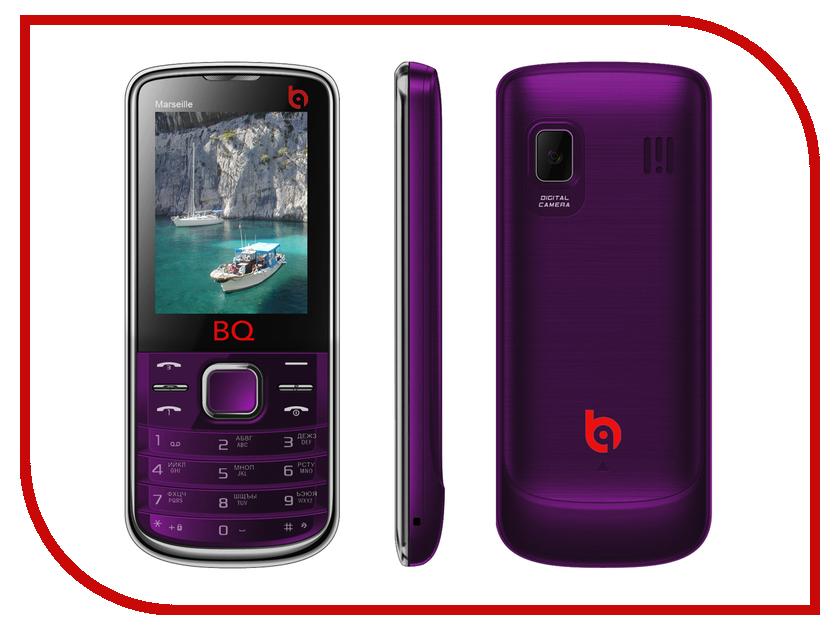 Сотовый телефон BQ BQM-2204 Marseille Purple