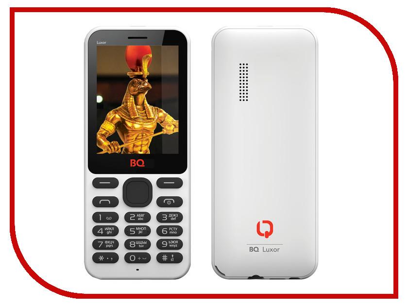 Сотовый телефон BQ BQM-2401 Luxor White