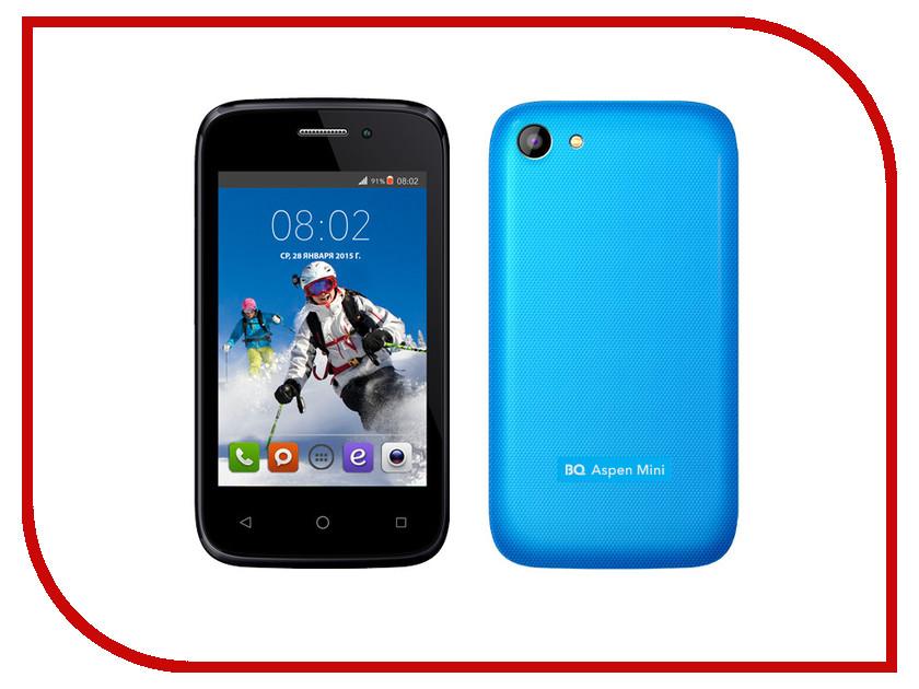 Сотовый телефон BQ BQS-3510 Aspen Mini Blue