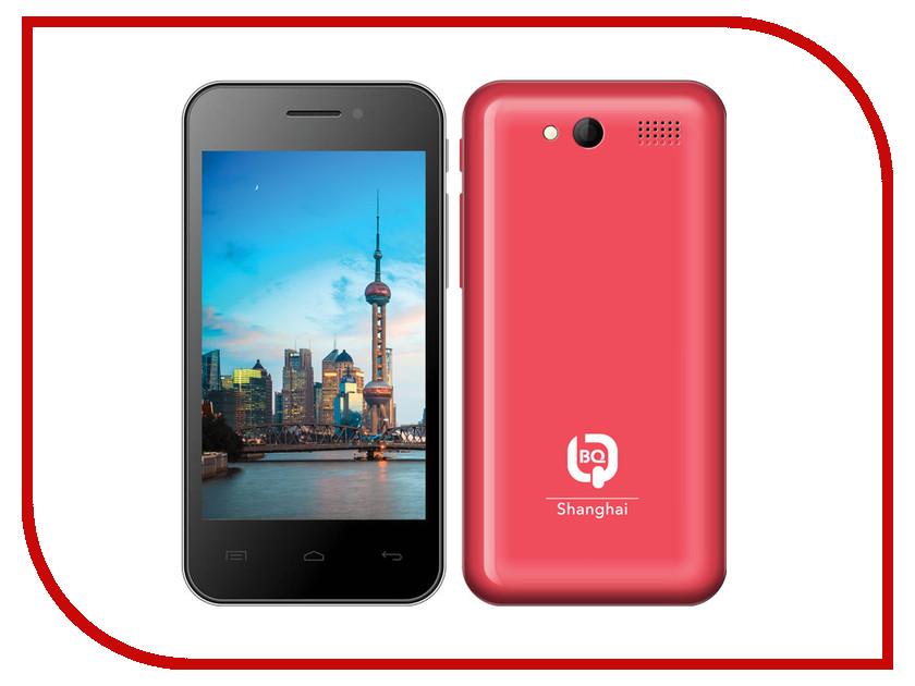 Сотовый телефон BQ BQS-4008 Shanghai Pink