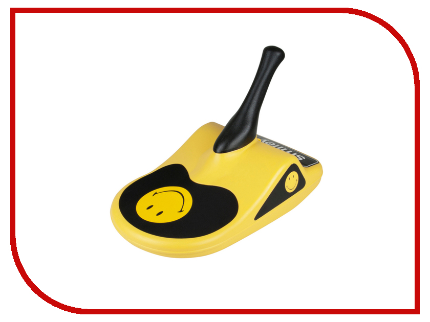 Ледянка FUN4U Smartbob Smiley Yellow<br>