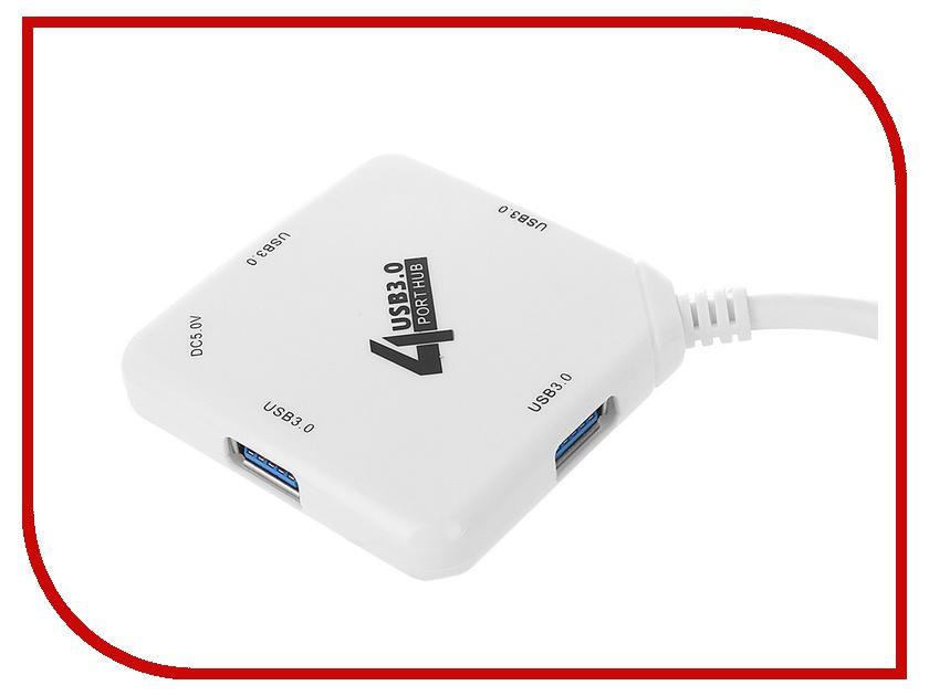 ��� USB Orient BC-308W USB 3.0 4 Port White