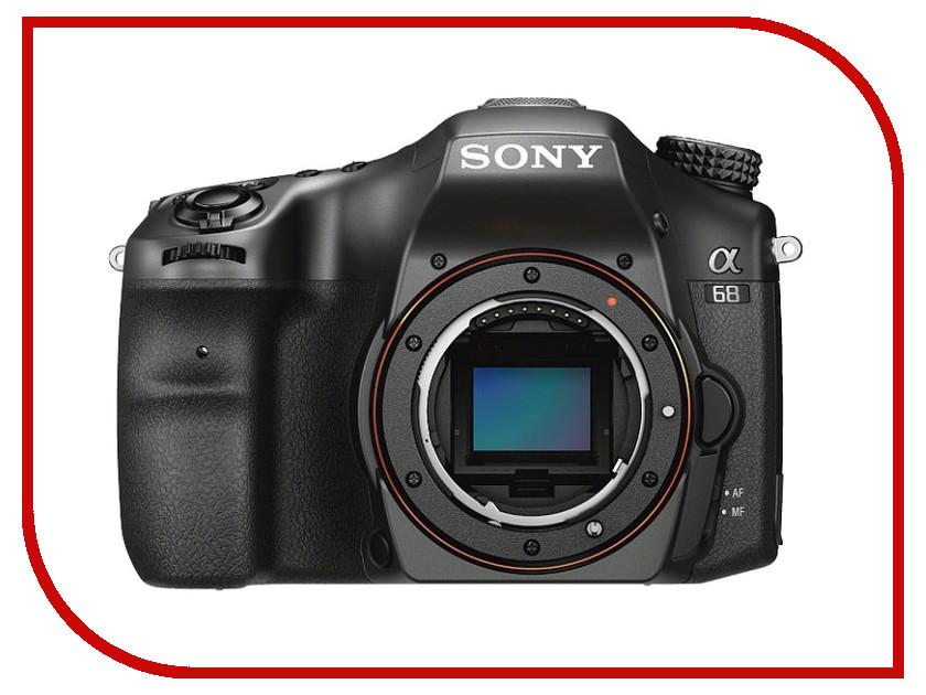 Фотоаппарат Sony Alpha ILCA-68 Body<br>