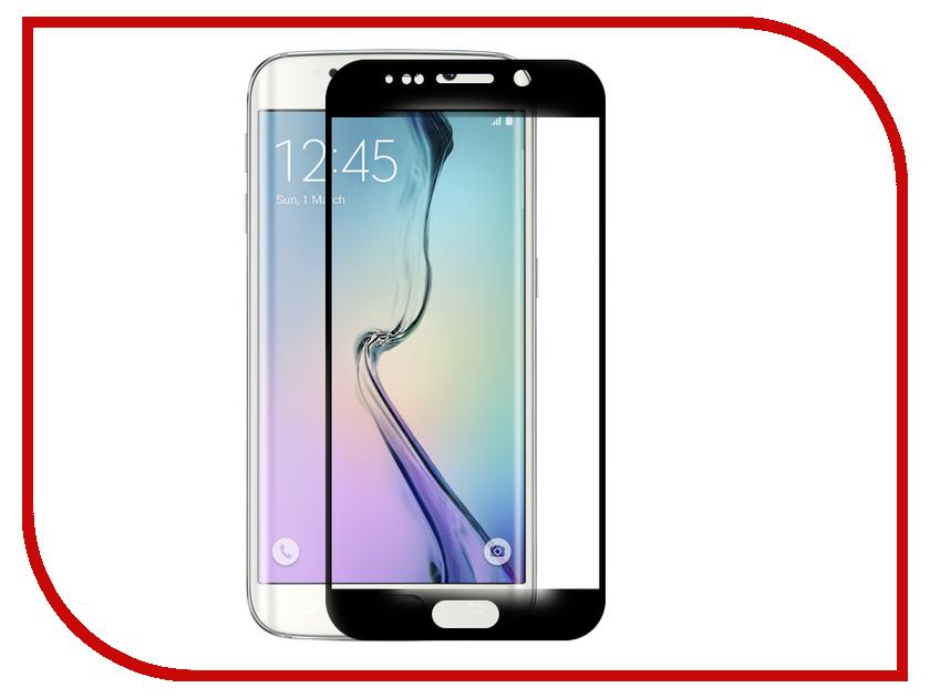 Аксессуар Защитное стекло Samsung G925F Galaxy S6 Edge Solomon 3D Black аксессуар защитное стекло samsung galaxy s7 edge solomon 3d transparent