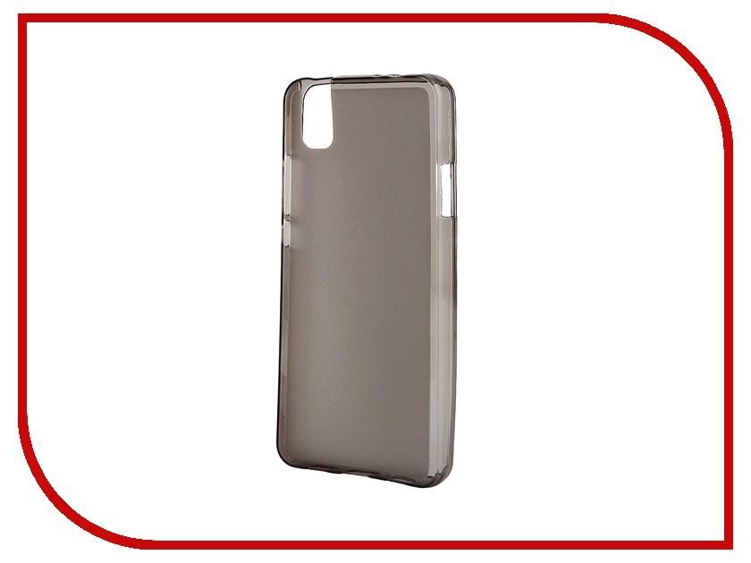 Аксессуар Чехол-накладка SkinBox Sheild Silicone Brown для Huawei Honor Shot X T-S-HSX-005