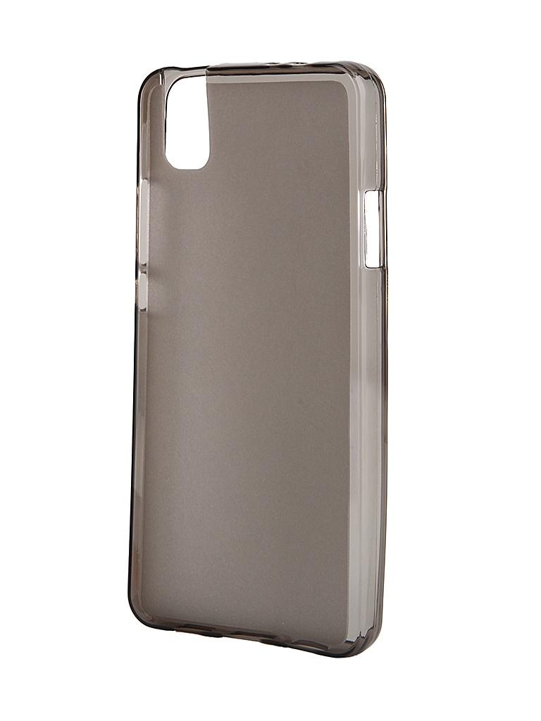 ��������� �����-�������� Huawei Honor Shot X SkinBox Sheild Silicone Brown T-S-HSX-005