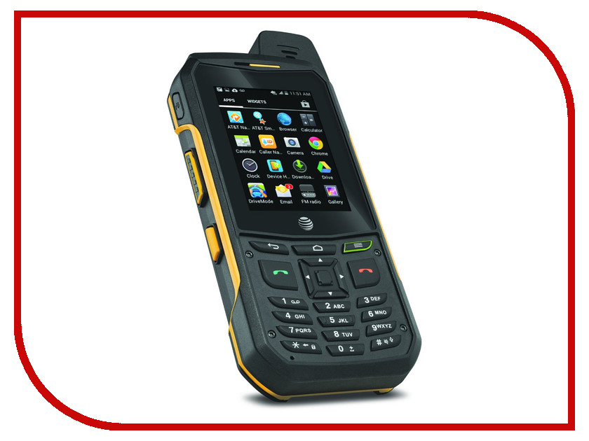 Сотовый телефон Sonim XP6 Black-Yellow new dali dimmer led pwm dimming driver rgbw controller 5 24v 4channel 5a current output lt 454 5a dali led driver free shipping